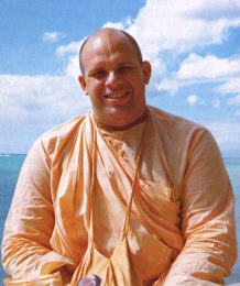 How the Hare Krsna Movement Came to Africa by Brahmananda Swami