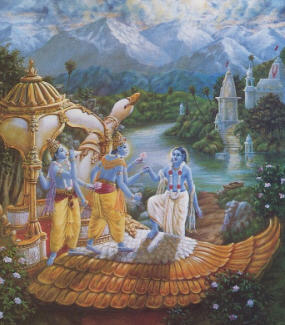 The Deliverance of Ajamila by His Divine Grace  A.C. Bhaktivedanta Swami Prabhupada