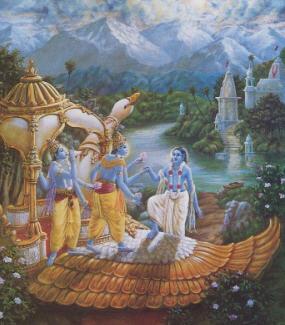 The Deliverance of Ajamila by His Divine Grace  A.C. Bhaktivedanta Swami Prabhupada