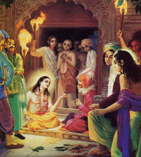 Chanting the Names of God