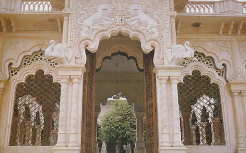 Heaven on Earth The Krsna-Balarama Temple: A Model Spiritual Community