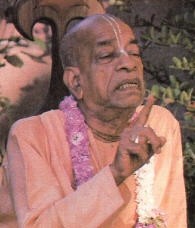 Eyes to See God by His Divine Grace  A.C. Bhaktivedanta Swami Prabhupada