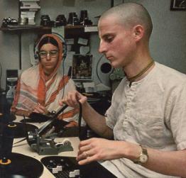 Yadubara Dasa and Visakha Devi Dasi