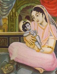 The Birth of Lord Krsna