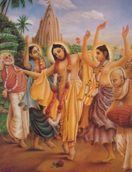 The Long Arm of the Law Catches Lord Caitanya's Mercy by Saksi Gopala Dasa