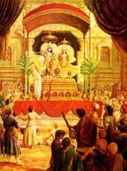 King Ambarisa and the Great Yogi
