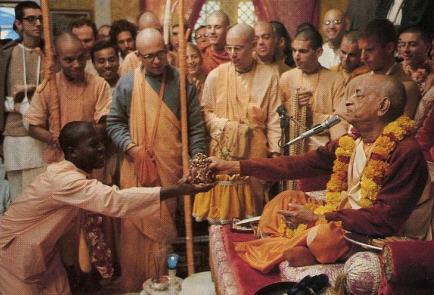 Srila Prabhupada Initiation Festival