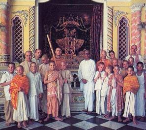Training Tomorrows Leaders  by Satsvarupa Dasa Goswami