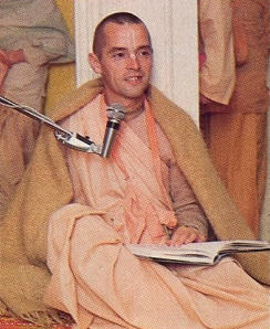 Kirtanananda Swami On Christ And Krsna