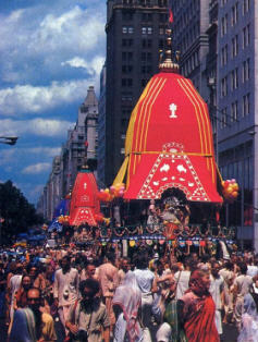 Festivals of Transcendental Life