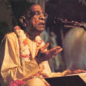 The Qualifications of the Spiritual Master by His Divine Grace A.C. Bhaktivedanta Swami Prabhupada