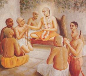 The Passing of Haridasa Thakura by Drutakarma Dasa