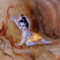 Killing Putana The Great Witch by Satsvarupa Dasa Goswami
