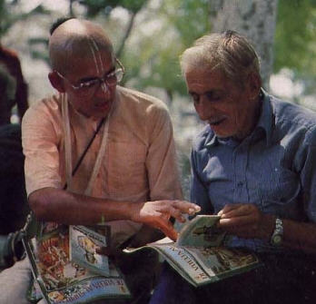 Devotees talks About Krsna Consciousness