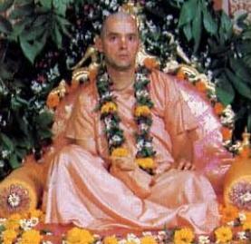 Srila Kirtanananda Swami