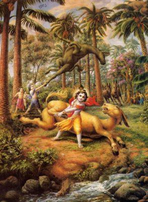 Killing the Demons Of Talavana Forest