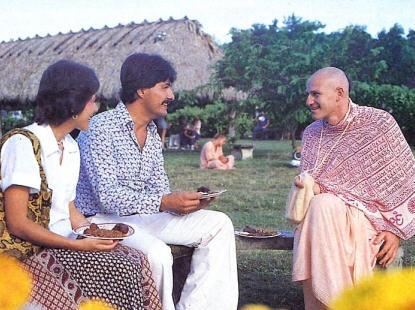 Devotees Talk About Krsna Consciousness