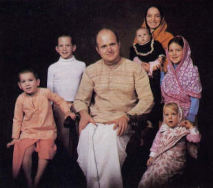 How I Came to Krsna Consciousness by Bahudaka Dasa