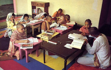 Students of Gurukul