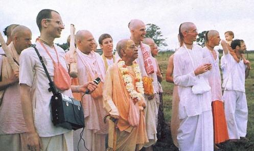 Srila Prabhupada Tells Nityananda