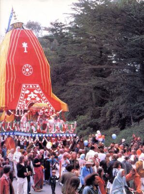 The Chariots Roll Again by Jagajivana Dasa