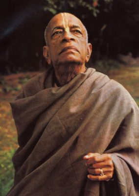 Because He Has Seen the Truth An appreciation by Brahmananda Swami