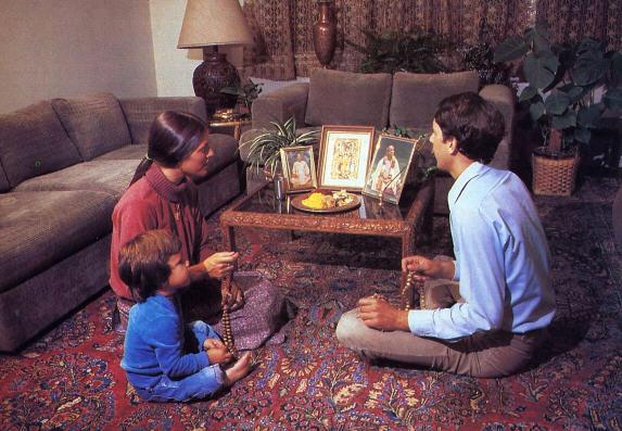 How to Begin Devotional Yoga by Brahmananda Swami