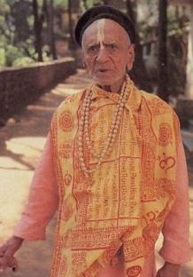 Raghava Caitanya Dasa (1886-1979) by Bhargava Dasa