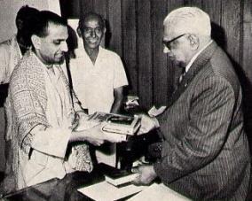 Navayogendra Swami And Shree Sewoopaul