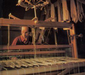 Immersed in Working his Loom, Bhakta Claude