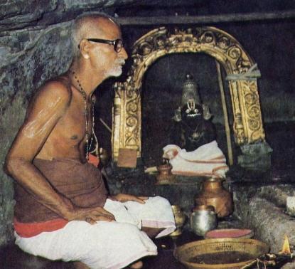 Lord Brahmana Temple