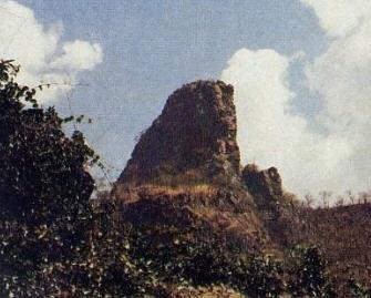 The Sky Over Ahovalam is The Ugra-Stambha