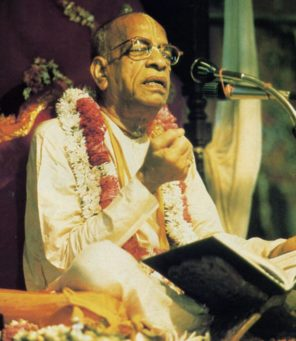 Dharma As Devotional Service To The Supreme Lord