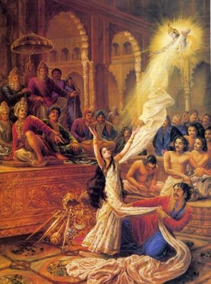 How a Krsna Conscious Woman Achieved Liberation by Nandarani Devi Dasi
