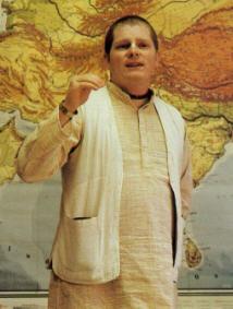 A Spokesman for Krsna Culture in Sweden by Yogesvara Dasa