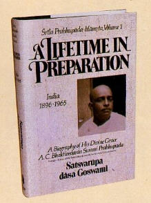 Srila Prabhupada's Biography
