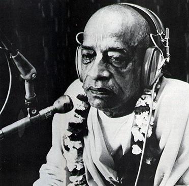 Broadcasting Krsna's Glories by Srila Satsvarupa Dasa Goswami