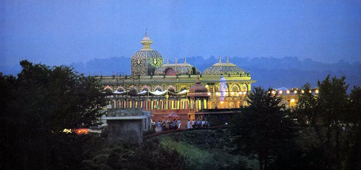 Prabhupada's Palace of Gold by Yogesvara Dasa