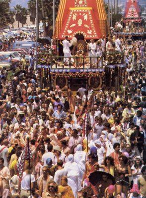 Lord Jagannath Chariots Festival