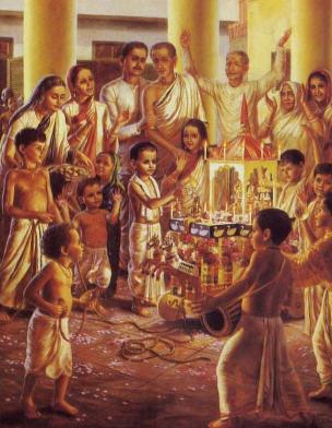 Ratha-Yatra – A Festival for Everyone by Prahladananda Dasa