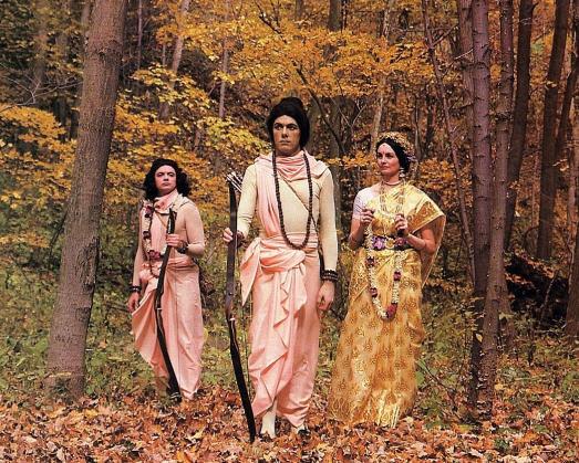 The Saga of Lord Rama by Dravida Dasa