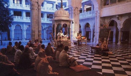 Hare Krsna Land – Bombay by Yogesvara Dasa