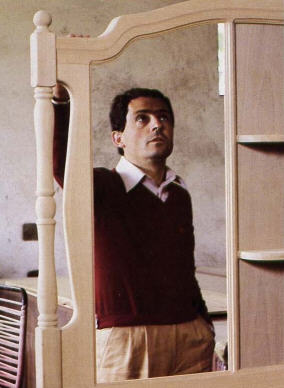 Marco Ferrini Master Designer / Servant of Krsna by Yogesvara Dasa