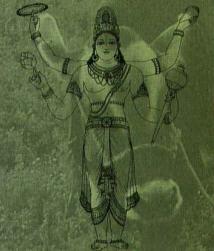 Vishnu as the Lord