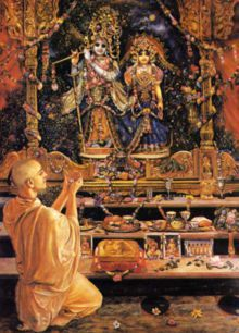 Krsna Is Requesting by Visakha Devi Dasi