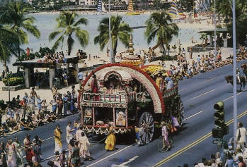 Jagannath Rathyatra at Honolulu
