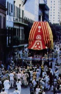 Chariots of Festivals