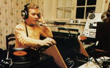 Hare Krishna Radio Show in Paris
