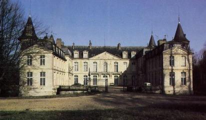Historic Chateau Now Krsna Temple