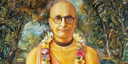Absolute Is Sentient Thou Hast Proved. by Srila Satsvarupa Dasa Goswami